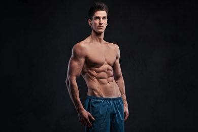 Программа тренировок в тренажерном зале для мужчин для